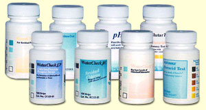 Integrated Biomedical Technology Dialysis Test Strips